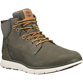 Timberland Killington Chukka Shoes Men Dark Green Nubuck/Wheat
